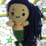 Crochet Mermaid by Followthestray