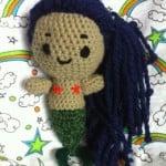Crochet Mermaid by Followthestray