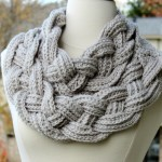 Double Layered Braided Cowl by Crochet Dreamz for My Hobby is Crochet