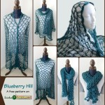 Blueberry Hill by Stitches 'N' Scraps