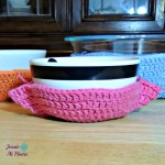 Crochet Bowl Cozy by Jessie At Home