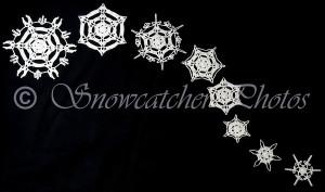 Fellowship of the Magic Crochet Ring Snowflake by Snowcatcher