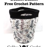 Bucket Basket by Goddess Crochet