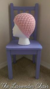 Lazy Daisy Beanie by Dorianna Rivelli of The Lavender Chair