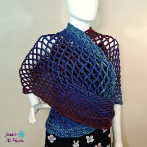 Nettie's Super Simple Tube Wrap by Jessie At Home