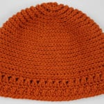 Simple Spiral Beanie by Marie Segares/Underground Crafter