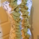 Three Row Scarf by Amigurumi Barmy