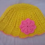 Summer Hat or Bucket Babies Hat by aamragul of Crochet/Crosia Home