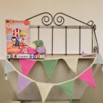 Simple Crochet Bunting by Amigurumi Barmy
