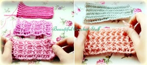 How to Crochet Ribbing by Jane Green of Beautiful Crochet Stuff