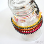 Beaded Friendship Bracelet by  One Dog Woof
