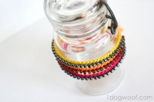 beaded friendship bracelet free crochet pattern
