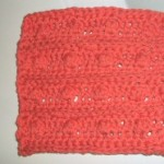 Bumps and Ridges Washcloth by Candace for Crochet Spot