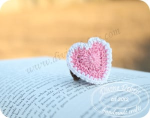 Heart Ring by Divine Debris