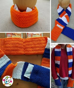 Handy Scarf by Snappy Tots