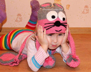 Crochet Baby Hat by Jane Green of Beautiful Crochet Stuff