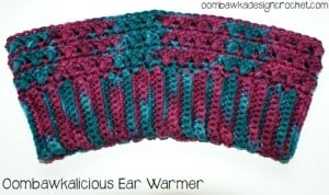 Oombawkalicious Ear Warmer by Oombawka Design