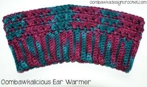 Oombawkalicious Ear Warmer by Oombawka Design