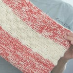 Polka Dot Crochet Clutch by Love City