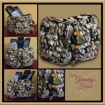 Control Those Remotes Baskets by Designs From Grammy's Heart, with Love