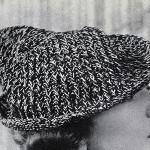 Robin Hood Hat #2012 by Free Vintage Crochet