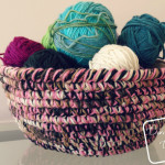 Stash Buster Yarn Bowl by Divine Debris