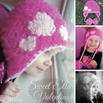 Sweet Ella Valentine by Stitch11