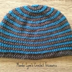 Winter Layers by Manda Proell of MandaLynn's Crochet Treasures