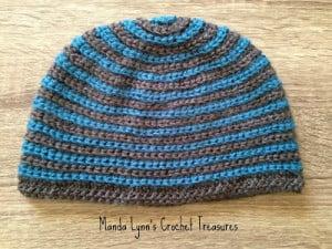 Winter Layers by Manda Proell of MandaLynn's Crochet Treasures