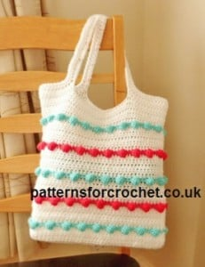 Ladies Crochet Bag by Patterns For Crochet