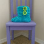 Chunky Slipper by Dorianna Rivelli of The Lavender Chair