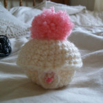 Pom-Pom Headphone Case/Trinket Box by In It to Kouture It