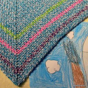 Color Me Happy Kerchief by Jessie At Home