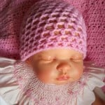 Baby Spring Beanie Hat – Newborn to 12 months by Crochet Addict