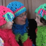 Liz - Bulky Crochet Hat by Jessie At Home