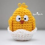 Baby Chick by Repeat Crafter Me