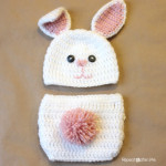 Bunny Hat by Repeat Crafter Me
