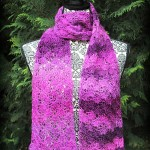 Cherished Moments Scarf by Beatrice Ryan Designs