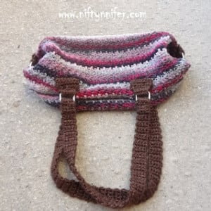 Passionately Pink Purse by Jennifer Gregory of Niftynnifer's Crochet & Crafts