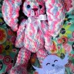 Huggy Bunny by Stitch11