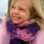 Warm Up Quick Infinity Scarf by BreeAnna Laub of String With Style