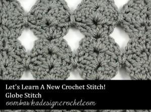 Globe Stitch by Oombawka Design