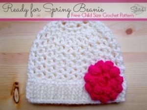 Ready for Spring Beanie by Stitch11