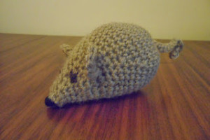 Battersea Mouse by Crochet Addict