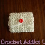 Tooth Fairy Pouch by Crochet Addict