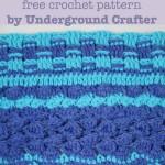 Wonder Blanket Crochet-a-Long Part 4 by Marie Segares/Underground Crafter