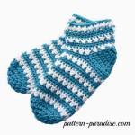 Slipper Socks by Pattern Paradise