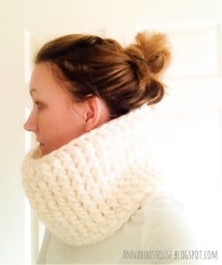 Thick, Quick Reversible Cowl by Annaboo's House