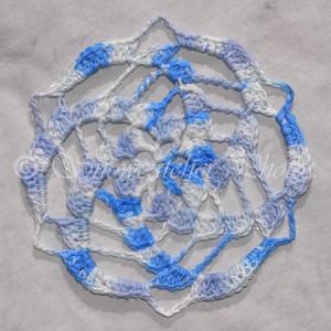 African Spiral Snowflake by Snowcatcher