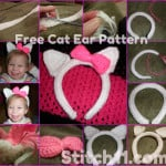 Car Ear Pattern by Stitch11